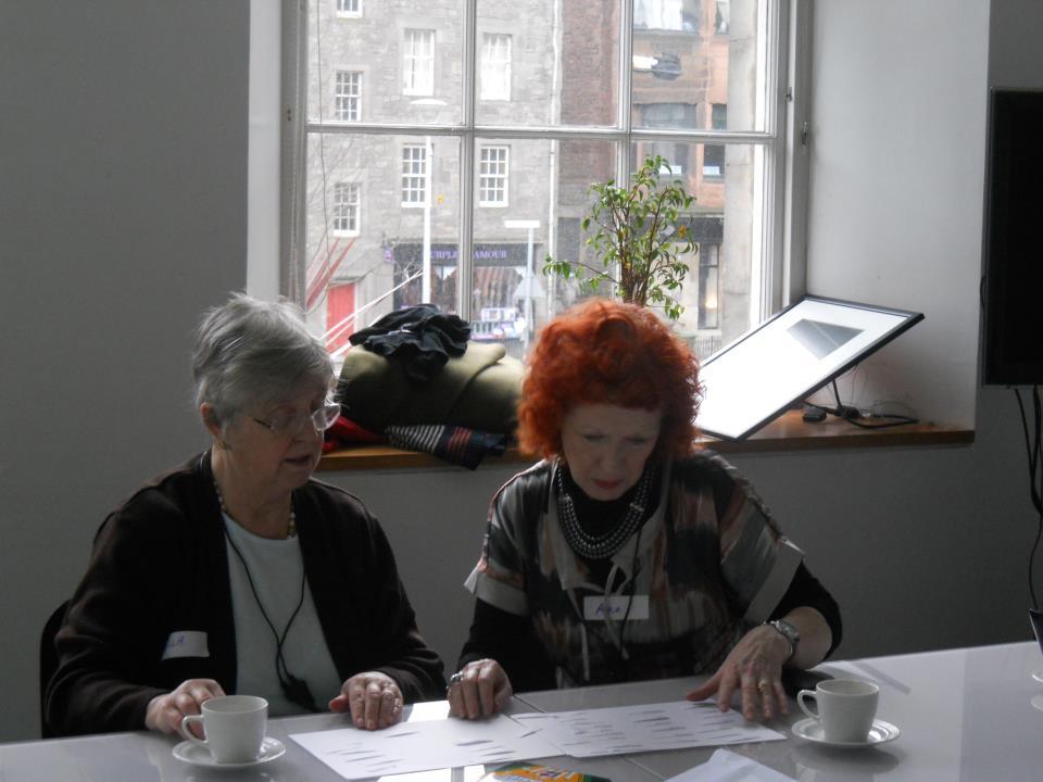 let loose writing workshop