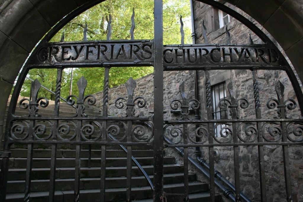 Greyfriars Kirkyard Gate