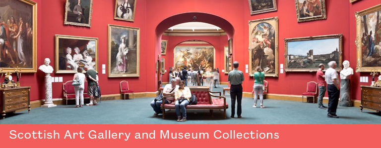 Scottish Art Gallery and Museum Collections