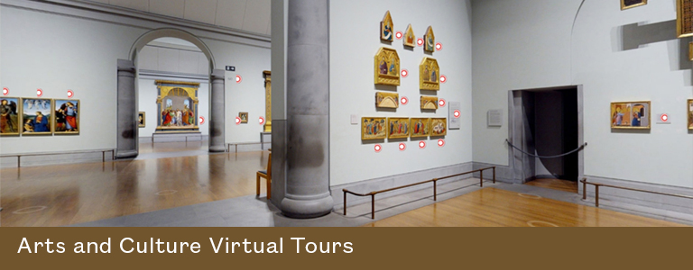 Arts and Culture Virtual Tours