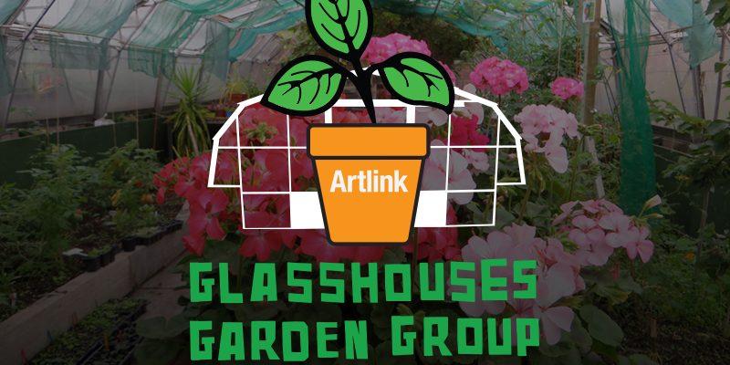Glasshouses Garden Group at the Royal Edinburgh Hospital