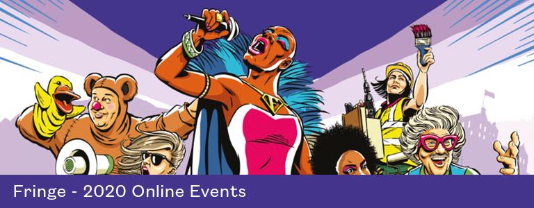 Fringe - 2020 Online Events