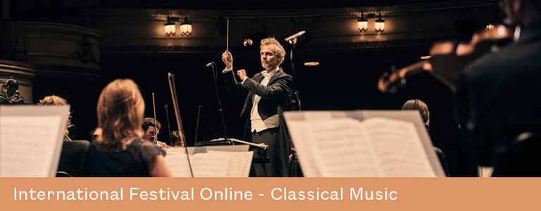International Festival Online - Classical Music
