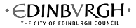 City of Edinburgh Council logo link
