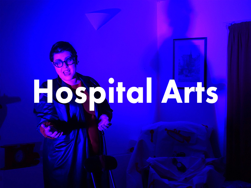 hospital arts