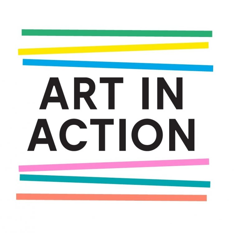 Art in Action Logo