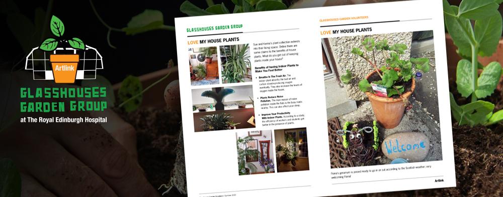 Glasshouses Garden Group