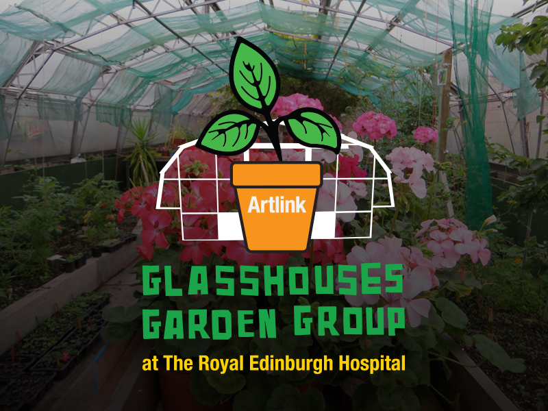 Glasshouses Garden Group at the Royal Edinburgh Hospital