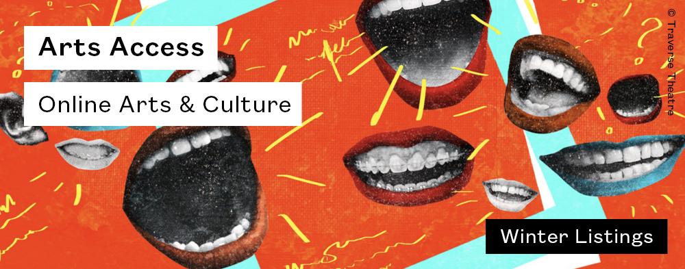 Arts Access Online Culture Listings